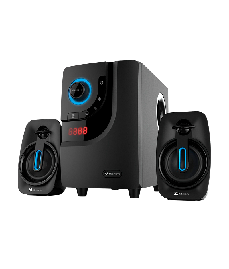Klip Xtreme Sistema de Sonido 2.1 40W Wireless