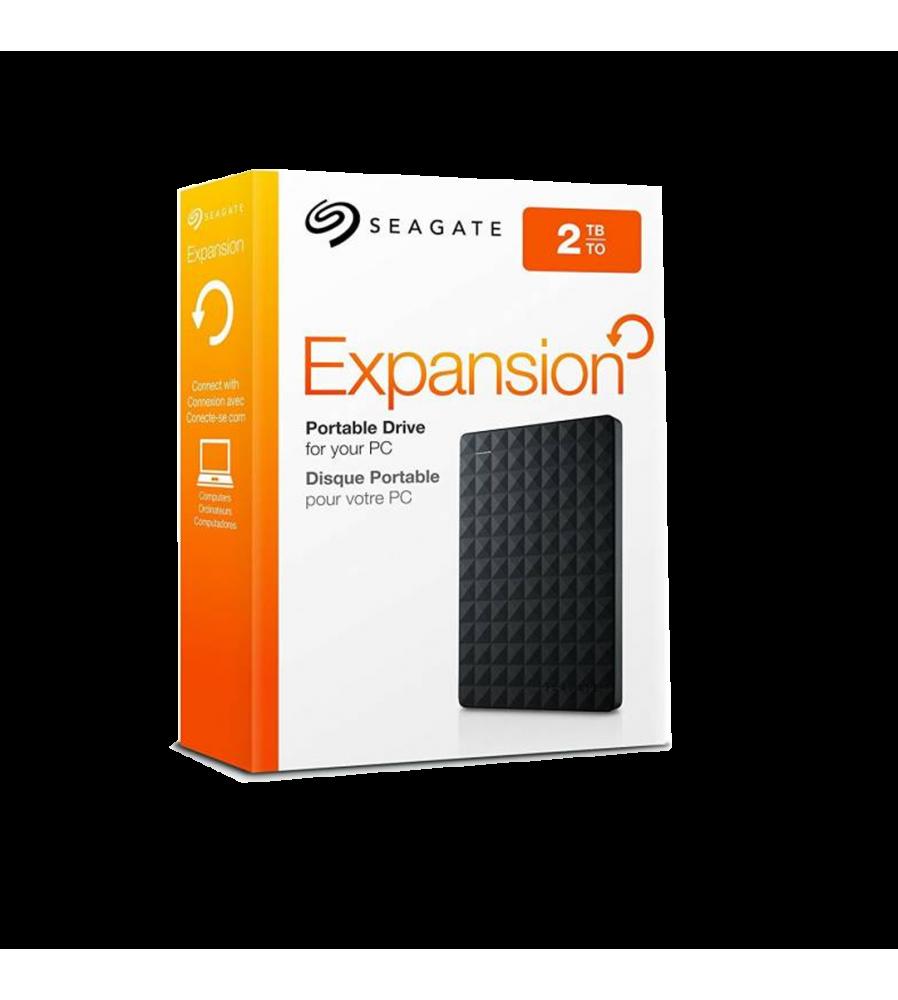 Seagate Expansion - Disco duro - 2 TB